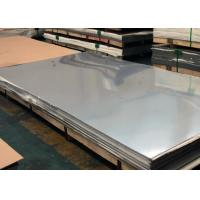 China Household Food Grade Stainless Steel Sheet , 2500 3000 6000mm Length 304 SS Plate on sale