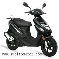 China scooter 50cc GAS 4T Air Cool EEC scooters Euro 4 moto on sale