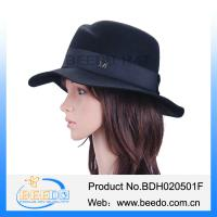 Buy cheap Cheap gangster trilby wool bailey mens hats from wholesalers