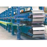 Buy cheap Rock Wool Sandwich Wall Panel Roll Forming Production Line / Machine from wholesalers