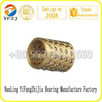 Buy cheap Many sizes oilless bush supply Ball Cage Retainer,Ball Bearing Cage,Ball Retainer Cage from wholesalers