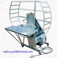Buy cheap Automatic Pe Strapper Bundle Tying Machine Corrugated Carton Box Making from wholesalers