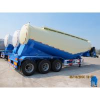 Buy cheap 42 CBM Powder tankers with lift axle  |  http://www.semilowbedtrailer.com from wholesalers