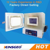Buy cheap Desktop Type Industrial Temperature And Humidity Controlled Chambers Metal Surface from wholesalers