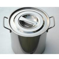 Buy cheap Stainless Steel Stock Pot with 30L 50L and 70L from wholesalers