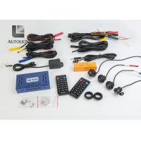 Buy cheap Universal 360 Degree Car Security Camera System With DVR , CCD Image Sensor from wholesalers
