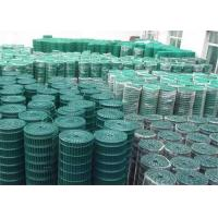 Green Corn Protection Welded Wire Mesh Corrosion Resistance With Strong Adhesion