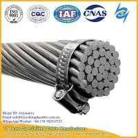 Buy cheap Manufacturer Bare Conductor Overhead/AAC/AAAC/ACSR Conductor Cable (BS/DIN/IEC/ASTM) from wholesalers