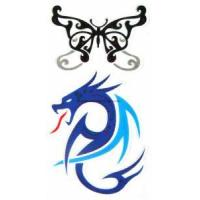 Buy cheap Glitter Temporary Tattoo Sticker (HTST024) from wholesalers