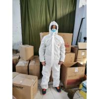 Buy cheap Personnel Protection Disposable Protective Suit Good Breathability product