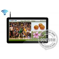 Buy cheap Wifi Digital Signage 19.1 Inch , LCD Network Advertising Displays from wholesalers