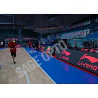 Buy cheap High brightness Basketball Stadium LED Displays HD For Advertising from wholesalers