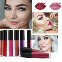 Quality Private Label Matte Liquid Lipstick Make Your Own Logo Waterproof Long Lasting for sale