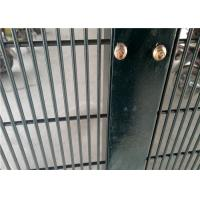 Buy cheap High Security Anti Cut Wire Mesh Fence High Strength Welded For Each Intersection from wholesalers