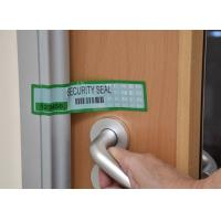 Buy cheap Custom Anti fake Label Tamper Proof Tag For Access Control Management from wholesalers