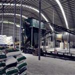 Buy cheap NPK Compound Fertilizer Production 4.35T Cement Plant Equipments from wholesalers