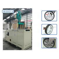 Buy cheap Vertical PVC Injection Moulding Machine With 2 Stations CE Certificate from wholesalers