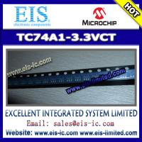 Buy cheap TC74A1-3.3VCT - MICROCHIP IC - Tiny Serial Digital Thermal Sensor - Email us: sales012@eis product