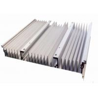 Buy cheap 6063 T5 / 6061 T6 Extruded Aluminum Heatsink Aluminium Profile With Cooling Fins from wholesalers