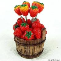 Buy cheap fruit fork, resin crafts,gifts from wholesalers