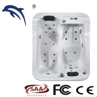 Buy cheap Comfortable 2 Persons Outdoor Spa Balboa   Hot Tub Small Spa acrylic material product