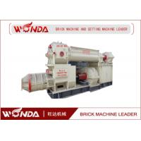 Buy cheap Red Mud Automatic Soil Brick Making Machine Steel Material 16000-20000 M3/H Capacity from wholesalers