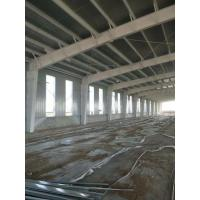 Buy cheap kinds of colors warehouse panels with steel structure workshop from wholesalers