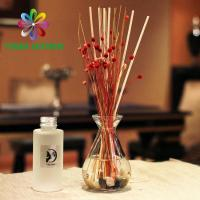 Buy cheap High Quality Aroma Reed Diffuser Home Fragrance Air Freshener Reed Diffuser with Rattan Sticks and Sola Flower from wholesalers