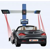 Buy cheap High Precision Automatic 3excel Wheel Aligner , Portable Wheel Alignment Machine from wholesalers