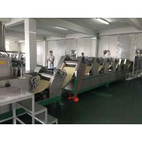 Commercial Non-Fresh Noodle Production Line High Efficiency