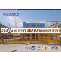 Buy cheap SGS Paint Spraying Ring Lock Scaffolding , Steel Construction Scaffold from wholesalers