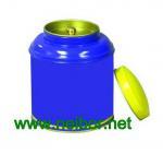 Buy cheap tea tin box ,tea can,tea box,tea packaging box,tin box,metal box from wholesalers