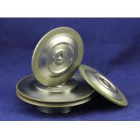 Buy cheap Electroplated Diamond CBN Grinding Wheels Precision Instrument Processing 14F1 from wholesalers