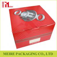 Buy cheap Color Direct Print Box litho lam corrugated packaging box for metal tool from wholesalers