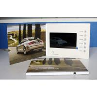 Buy cheap Personalized Invitation Video Card 4.0 / 5.0 / 7.0 For Advertising , promotion from wholesalers