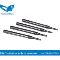 Buy cheap Solid Carbide Taper Flute Endmill from wholesalers