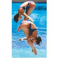 Buy cheap 25 - 40mm Height Swimming Pool Water System Compress Bubble / Water Spray Method from wholesalers