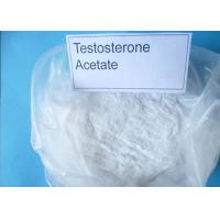 Buy cheap Muscle Building Testosterone Acetate Powder Androgenic Steroid 99% Purity CAS 1045-69-8 product