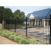 Buy cheap Living Area Spear Top Tubular Steel Fence And Slide Gate(Manufacturer) from wholesalers