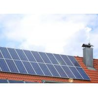 Buy cheap Safety Polycrystalline Solar Power Panels 3 % Tolerance For Industrial from wholesalers