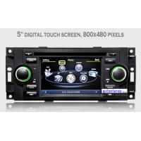Buy cheap Autoradio 4 Jeep Commander Grand Cherokee Compass Stereo GPS Navigation Headunit Car Stereo DVD Player from wholesalers