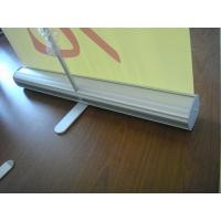 Buy cheap Aluminum banner roll up displays from wholesalers