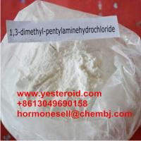 Buy cheap Raw Powder Weight Loss Steroids 1,3- Dimethylpentylamine Hydrochloride 99% Purity from wholesalers