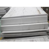 Buy cheap Hot Rolled 310s Stainless Steel Plate JIS G4305 With Slit Edge And Mill Edge from wholesalers