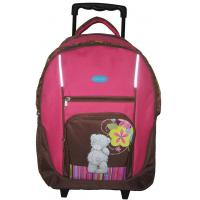 Buy cheap Cartoon Kids Backpacks Trolley School Bag For Study Traveling 4C Print from wholesalers