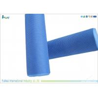 Buy cheap Fintness Blue Yoga EVA Foam Roller Customized Logo With 14*33cm from wholesalers