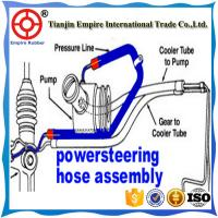 Buy cheap HEAT RESISTANT STRONGEST EXPANDABLE  DOUBLE LAYER AUTO POWER STEERING HOSE from wholesalers
