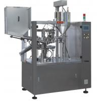 Buy cheap High Speed Tube Filling Sealing Machine 75 / Min / Max 2.5 X 1.2 X 2.4M Size from wholesalers