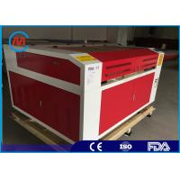 Buy cheap 80w Co2 Small MDF Laser Cutting Machine Intelligent Three Phase Motor from wholesalers