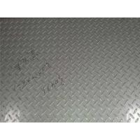 Buy cheap 10mm Stainless Steel Floor Plate / Stainless Steel Checkered Plate from wholesalers